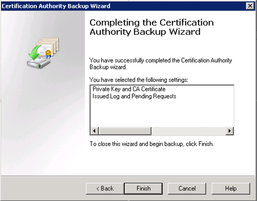 Giblog Howto Cleanup Expired Certificates From A Microsoft Ca