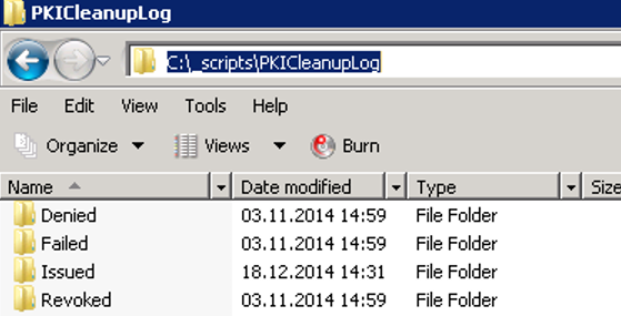 Gi_Blog - HowTo: Powershell Script to cleanup expired
